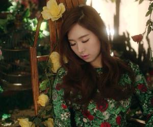 debut, minjae, and flower image