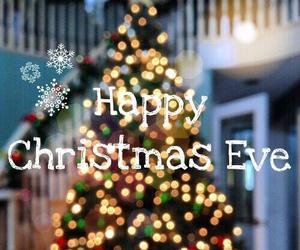 christmas, christmas eve, and happy image