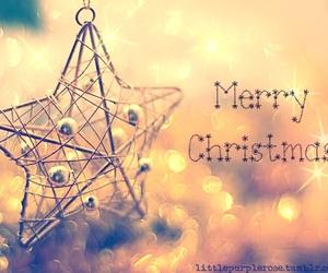 stars, christmas, and light image
