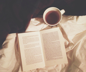 alternative, bed, and book image