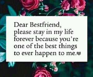 bestfriend, love, and forever image