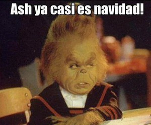 ash, lol, and el grinch image