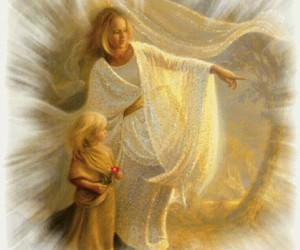 angel, way, and beautiful image