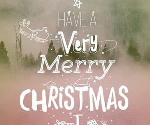 christmas, merry, and santa image