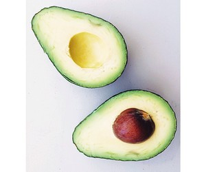 avocado, fruit, and fit image