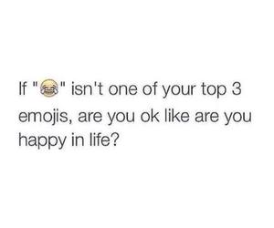 funny, emoji, and happy image