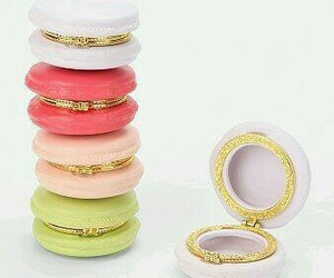 macaroons, cute, and macarons image
