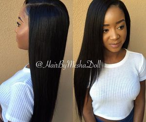 hair and weave image