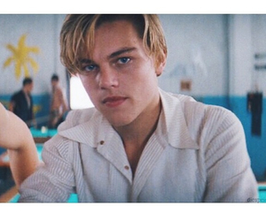 leonardo dicaprio and young leo image