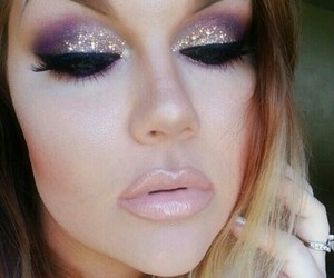 chic, cosmetics, and fabulous image