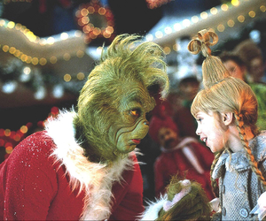 christmas, grinch, and the grinch image
