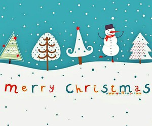 christmas, cute, and winter image
