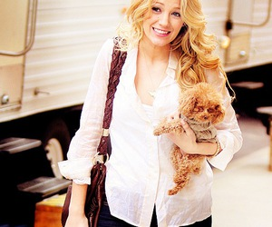 blake lively, blonde, and lol image