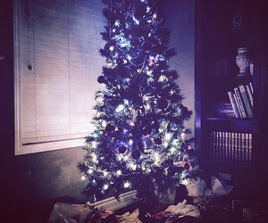 beautiful, lights, and presents image