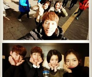 pinocchio, lee jong suk, and kim young kwang image