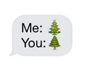 christmas, you, and me image