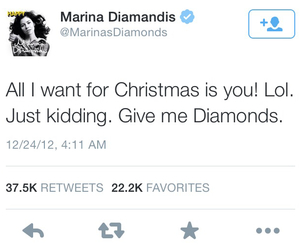 christmas, diamonds, and funny image