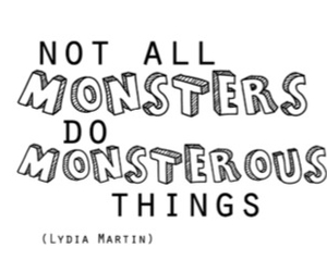 teen wolf, lydia martin, and monsters image