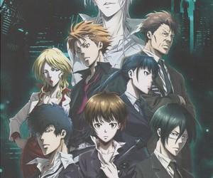 tsunemori, anime, and kogami image