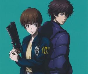 anime, psycho pass, and akane tsunemori image