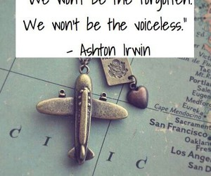 quote, 5 seconds of summer, and travel image