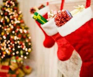 christmas and socks image