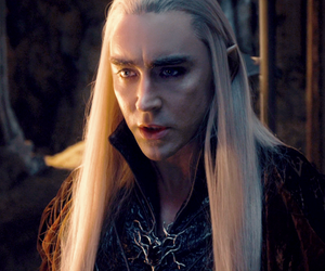 the hobbit, lee pace, and thranduil image
