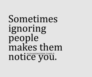 quote, people, and ignore image