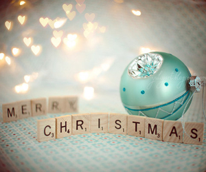 game, merry christmas, and ornament image