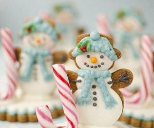 christmas, festive, and sweet image