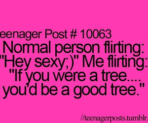 funny, flirting, and sexy image
