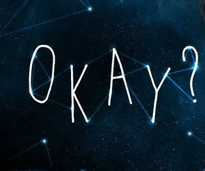 friendship, the fault in our stars, and okay image