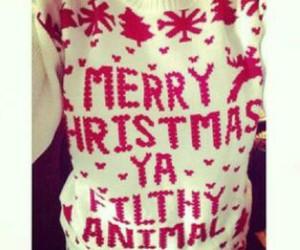 christmas, fashion, and funny image