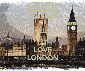 Big Ben, london, and page image