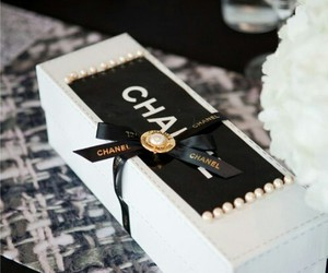 chanel, present, and gift image