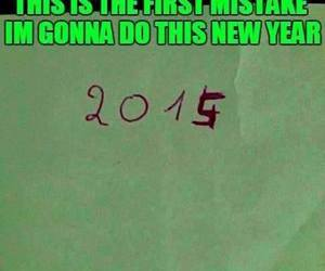 2015, mistakes, and 2014 image