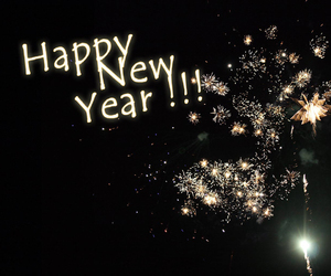 new year, happy new year, and 2016 image