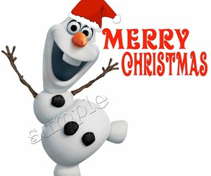 Buon Natale, frozen, and merry christmas image