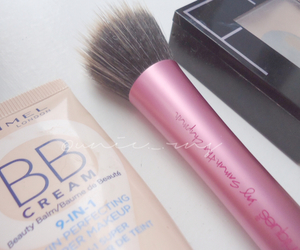 makeup, Maybelline, and pastel image