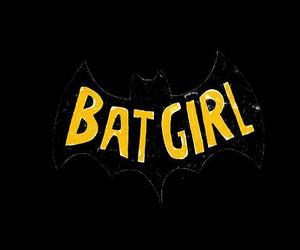 batgirl, batman, and bat image