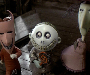 Halloween and the nightmare before christmas image