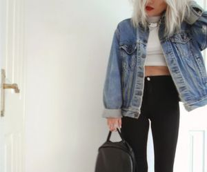style, clothes, and grunge image