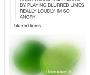 funny, tumblr, and blurred lines image