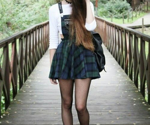 fashion, grunge, and outfit image