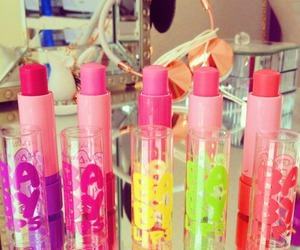 baby lips, pink, and beauty image