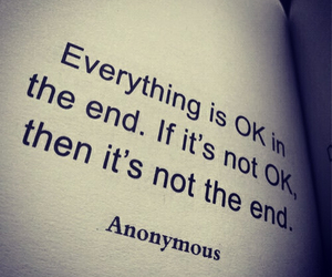 anonymous, end, and everything image