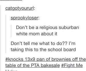 funny, mom, and religion image