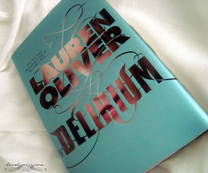 delirium and lauren oliver image