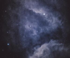 galaxy, beautiful, and magic image