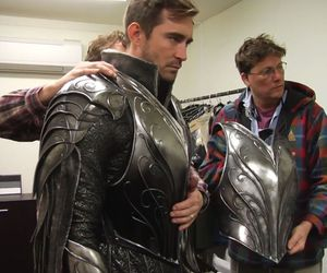 elve, lee pace, and making off image